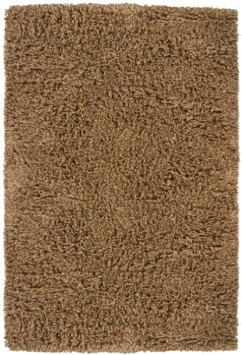 Chandra Core Shag COR4601-576 5-Feet by 7-Feet 6-Inch Area Rug