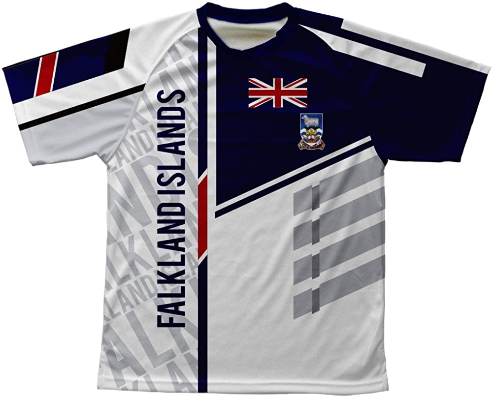 ScudoPro Falklands Islands Technical T-Shirt for Men and Women
