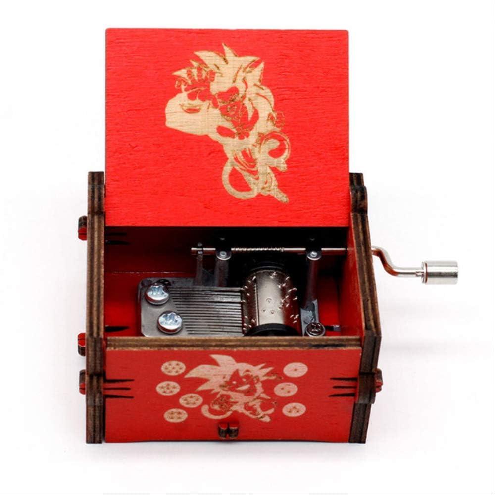 LYXL Caja Musica Niña Wooden Queen Music Box, Juego De Tronos La ...