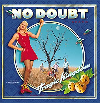 No Doubt Tragic Kingdom on Vinyl