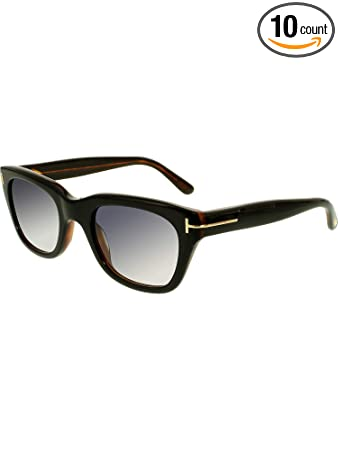 6876960c888 Amazon.com  Tom Ford FT0237 Snowdon Sunglasses 05B Black Other  Tom ...
