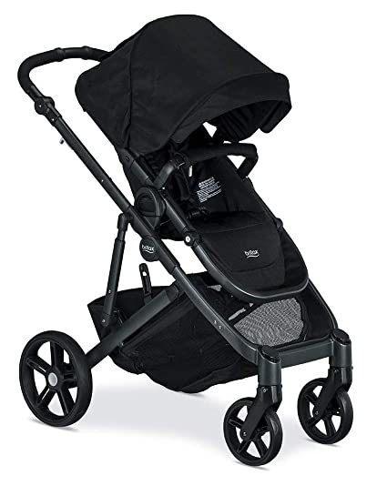 Amazon Com Britax B Ready G3 Stroller With Second Seat Double