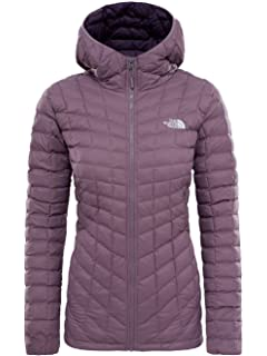 9a18255353b43 THE NORTH FACE Women s Thermoball Hoodie Jacket  Amazon.co.uk ...