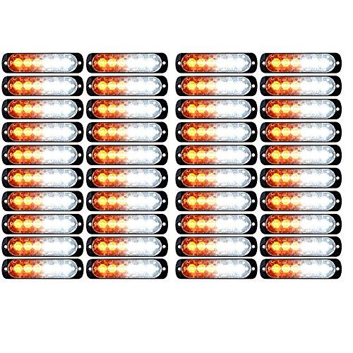 Flashing Led Hazard Lights