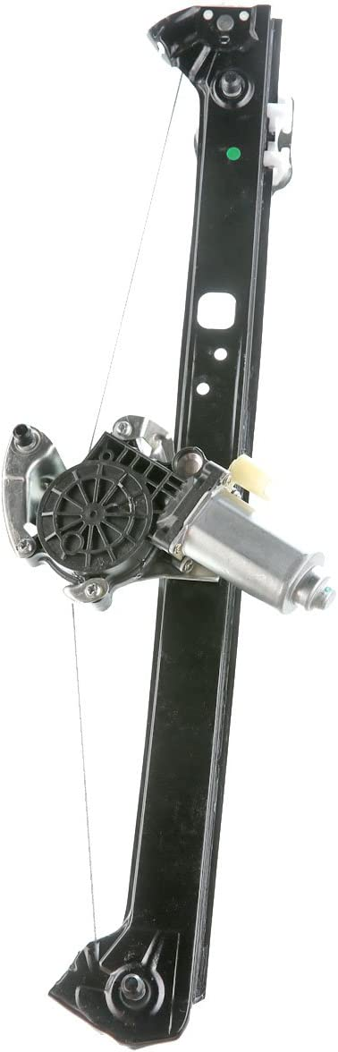 A-Premium Power Window Regulator With Motor for BMW E53 X 5 2000-2006 Rear Left Driver Side