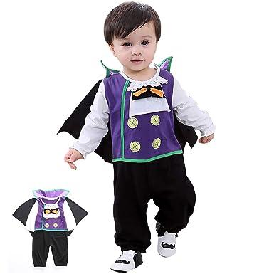 Traje de Halloween para bebés Set Traje de Cosplay para ...