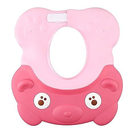 MyLifeUNIT - Gorra de ducha para bebé, protección de baño, color ...