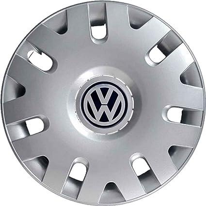Juego de 4 tapacubos de 35,5 cm (14 pulgadas), para Volkswagen ...