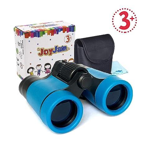 Regali Di Natale Per Bambini 5 Anni.Giocattoli Per Bambini Di 3 5 Anni Joy Jam Antiurto Binocolo Per Bambini Telescopio Per Ragazzi Per L Osservazione Degli Uccelli Caccia Ed