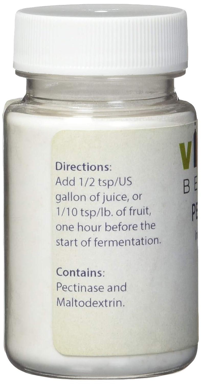 Amazon.com: LD Carlson 6382 pectic enzima polvo – 1 oz ...