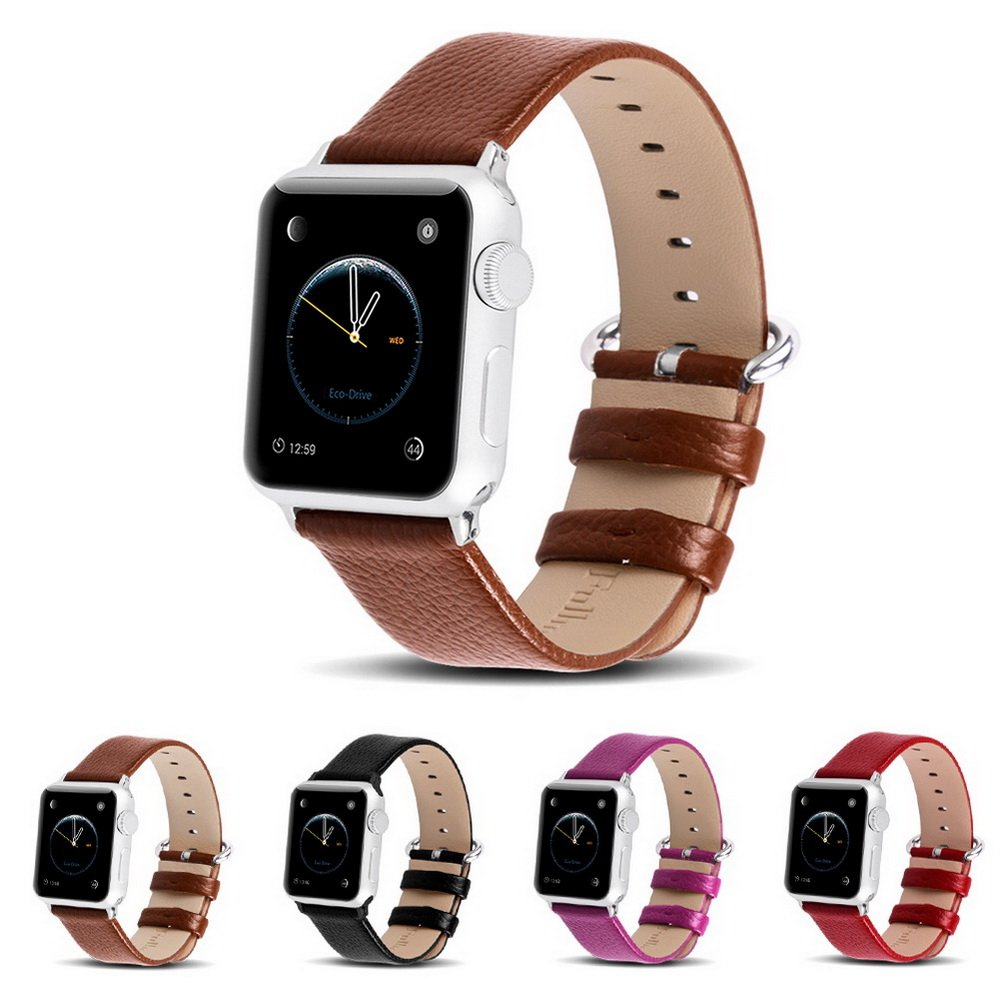 Top 10 Best Apple Watch Bands and Straps 2019-2020 - cover