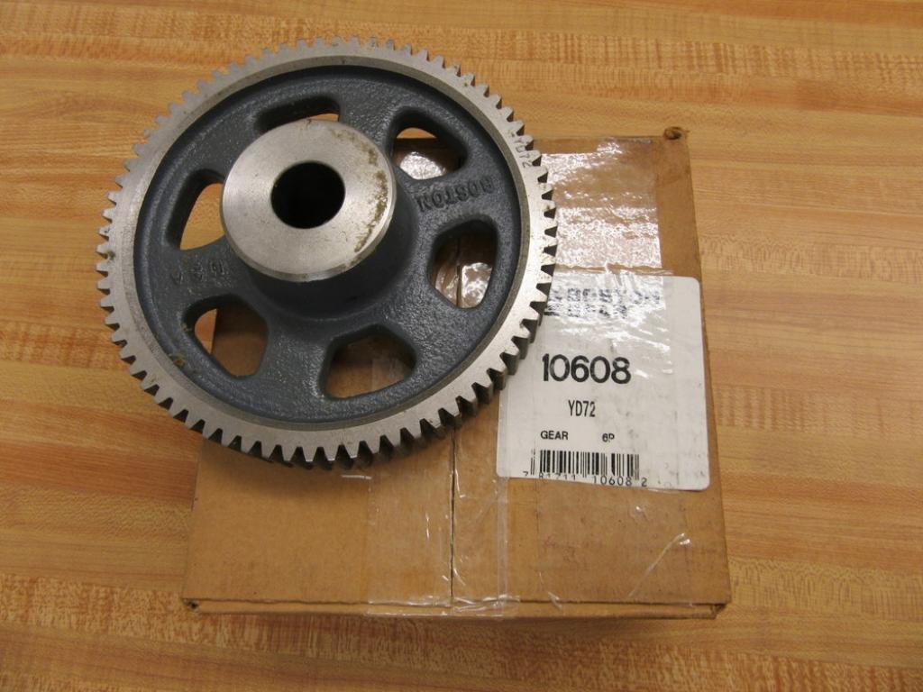 Boston Gear 10608 Gear