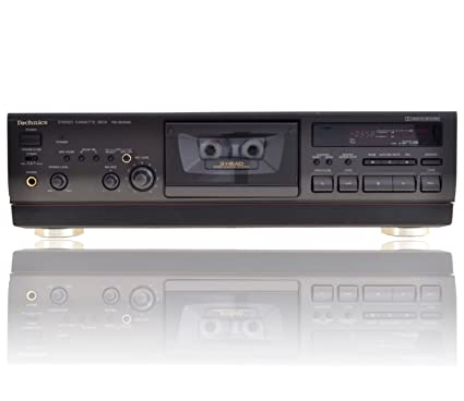Technics RS BX 646 reproductor de casetes