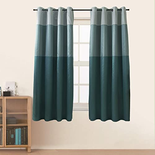 Jarl home Three-Color Elegant Blackout Curtain