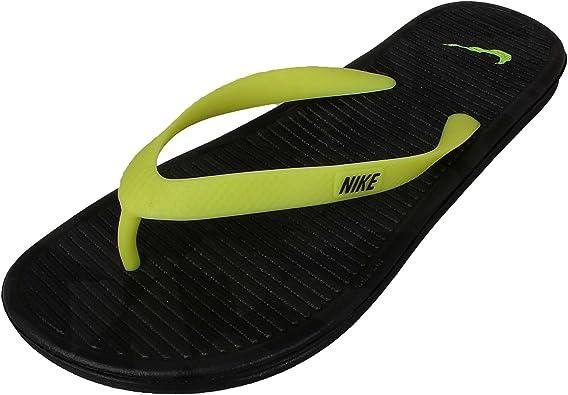 mercado temperamento Grave  Chanclas Nike Solarsoft Thong 2 Print: Amazon.es: Deportes y aire libre