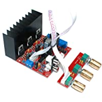 Zerone Altavoz Circuit Board, 2.1 Mini Amplificador Digital