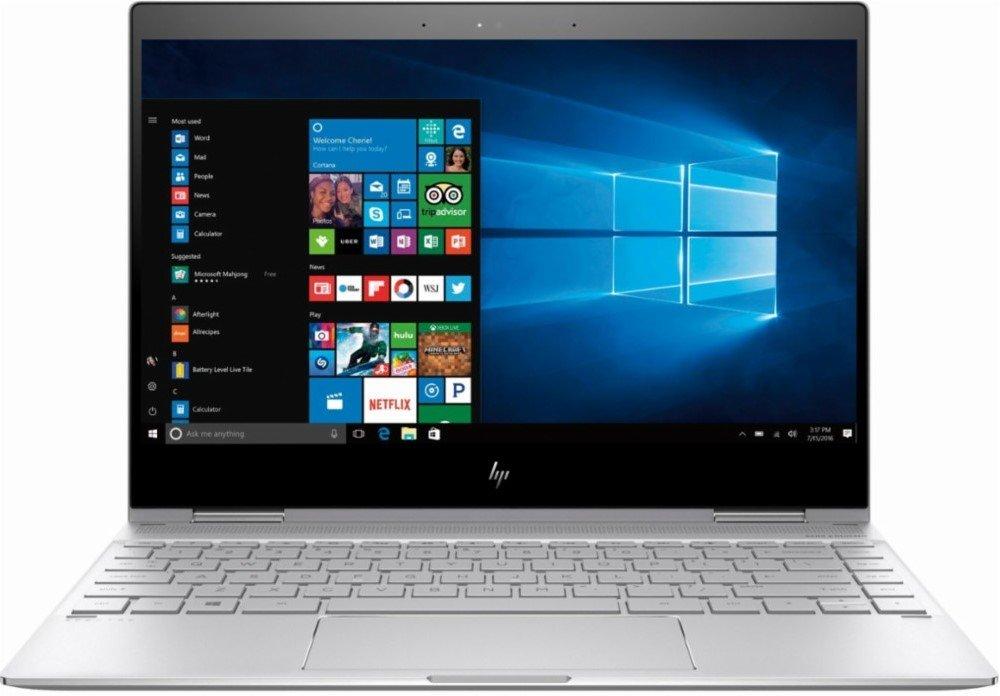 2018 HP Spectre x360 13-ae012dx 13 3in 2-in-1 TouchScreen Laptop - Intel  Core i7-8550U Processor 16GB Memory 512GB SSD Windows 10 (Renewed)