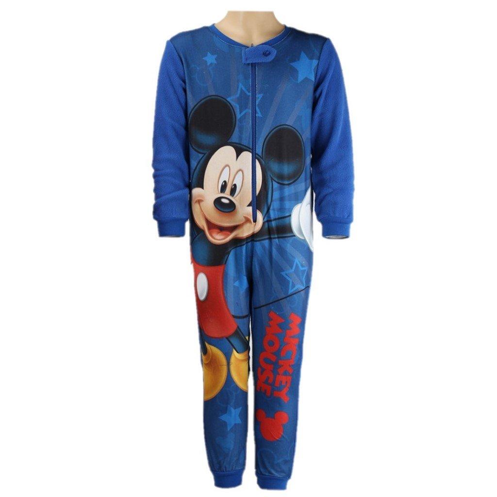 Disneys Mickey Mouse - Pijama de una pieza - para niño: Amazon.es: Ropa y accesorios