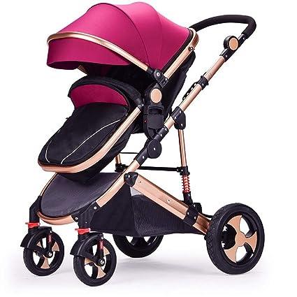 AERTYUIOG Carro De Bebé Carro para bebés/Carro para bebés ...