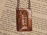 Native American necklace Happy Baby Native American Jewelry mixed media jewelry