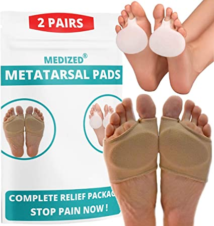 Ball of Foot Cushions Gel Pad All Day