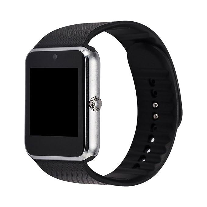 Zhaotian - Smartwatch GT08, soporta tarjeta SIM, con ...