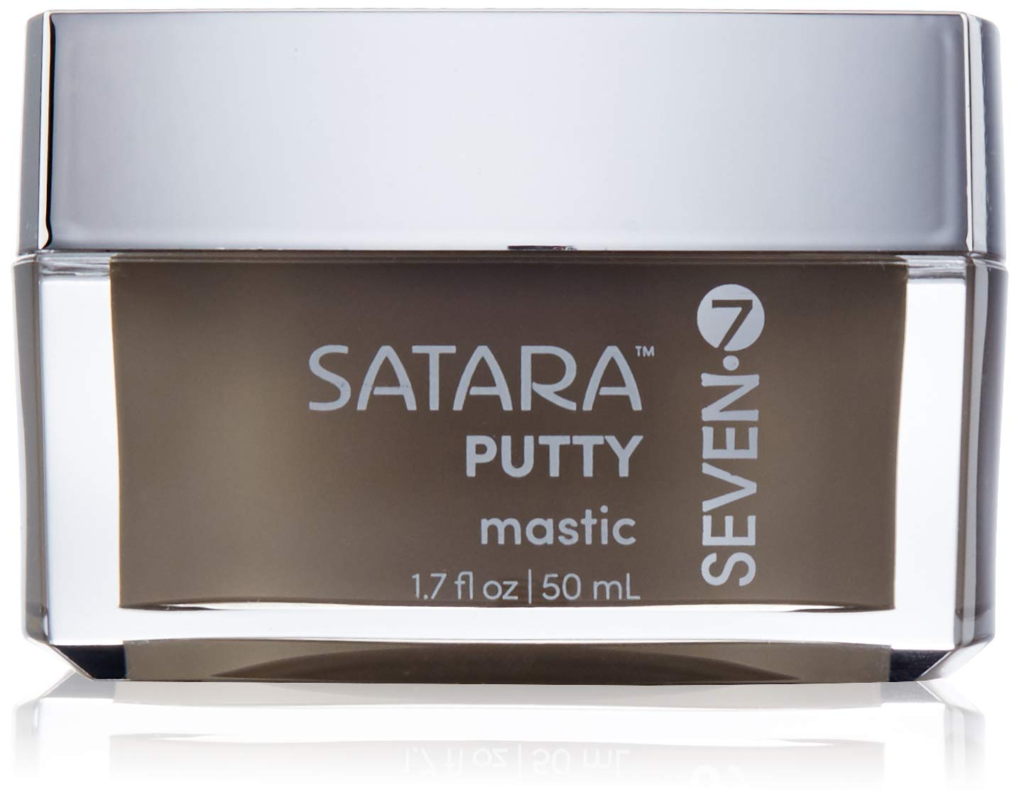 Satara Putty Mastic from SEVEN Haircare Anti Frizz Defining Cream for Curly Hair or Straight Hair, Gluten Free, Alcohol Free, 1.7 fl. oz. by Seven