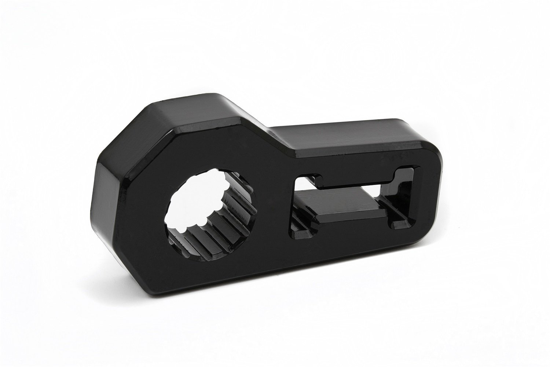 Hi-Lift Off Road Jack Handle Keeper Isolator (Black)