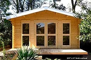 Allwood Sunray   162 SQF Kit Cabin