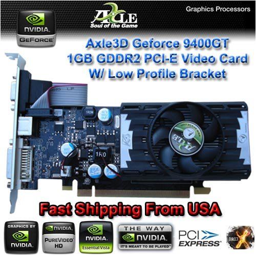 nvidia geforce 9400 gt driver windows xp