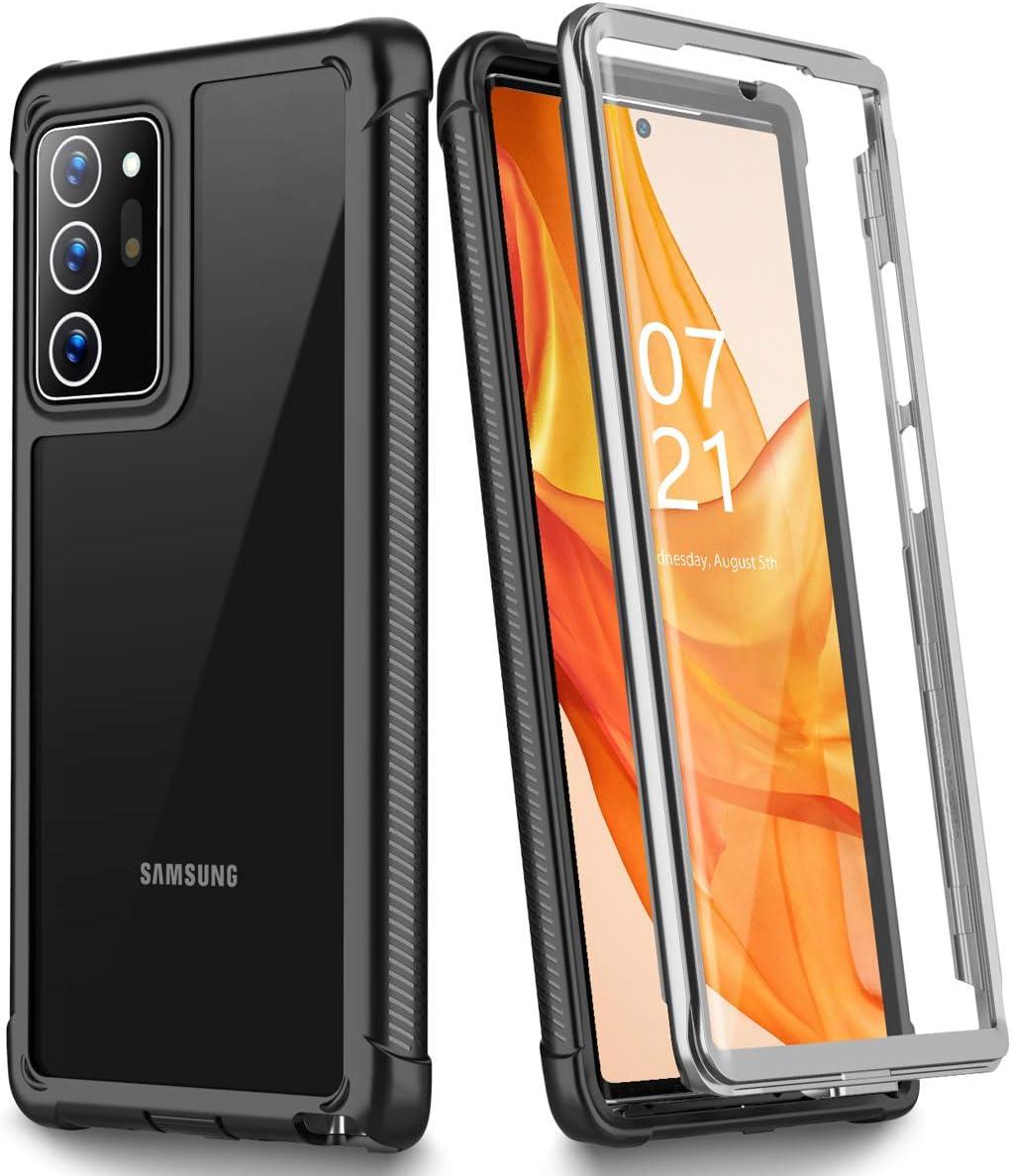 Antshare Samsung Galaxy Note 20 Ultra Hülle 360 Grad Elektronik