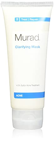 Murad Acne Clarifying Mask, 2 Treat Repair, 2.65 oz 75 g