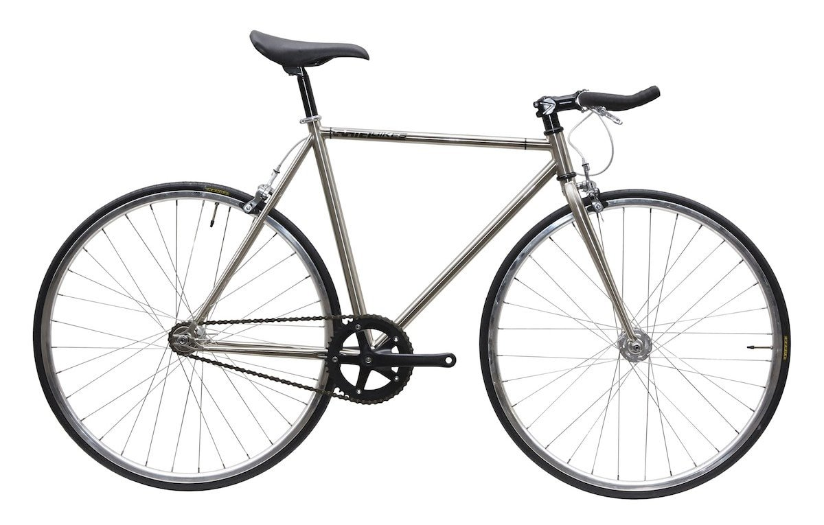 CARTEL BIKES カーテルバイク AVENUE LO COMPLETE BIKE アベニュー ロー コンプリートバイク B06XFFGJF8 50cm クローム(CHROME) クローム(CHROME) 50cm