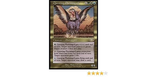 1x Phelddagrif NM-Mint English Alliances MTG Magic Unplayed