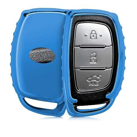 Custodia Hyundai i20 i30 i35 iX20 Silicone Cover-chiave Chiave pieghevole