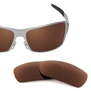 85ff760c1b Revant Polarized Replacement Lenses for Oakley Spike Dark Brown at ...