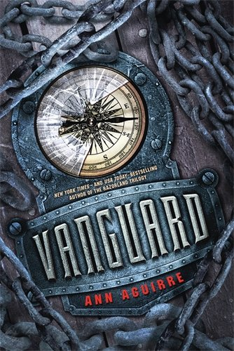 Vanguard: A Razorland Companion Novel (The Razorland Trilogy)