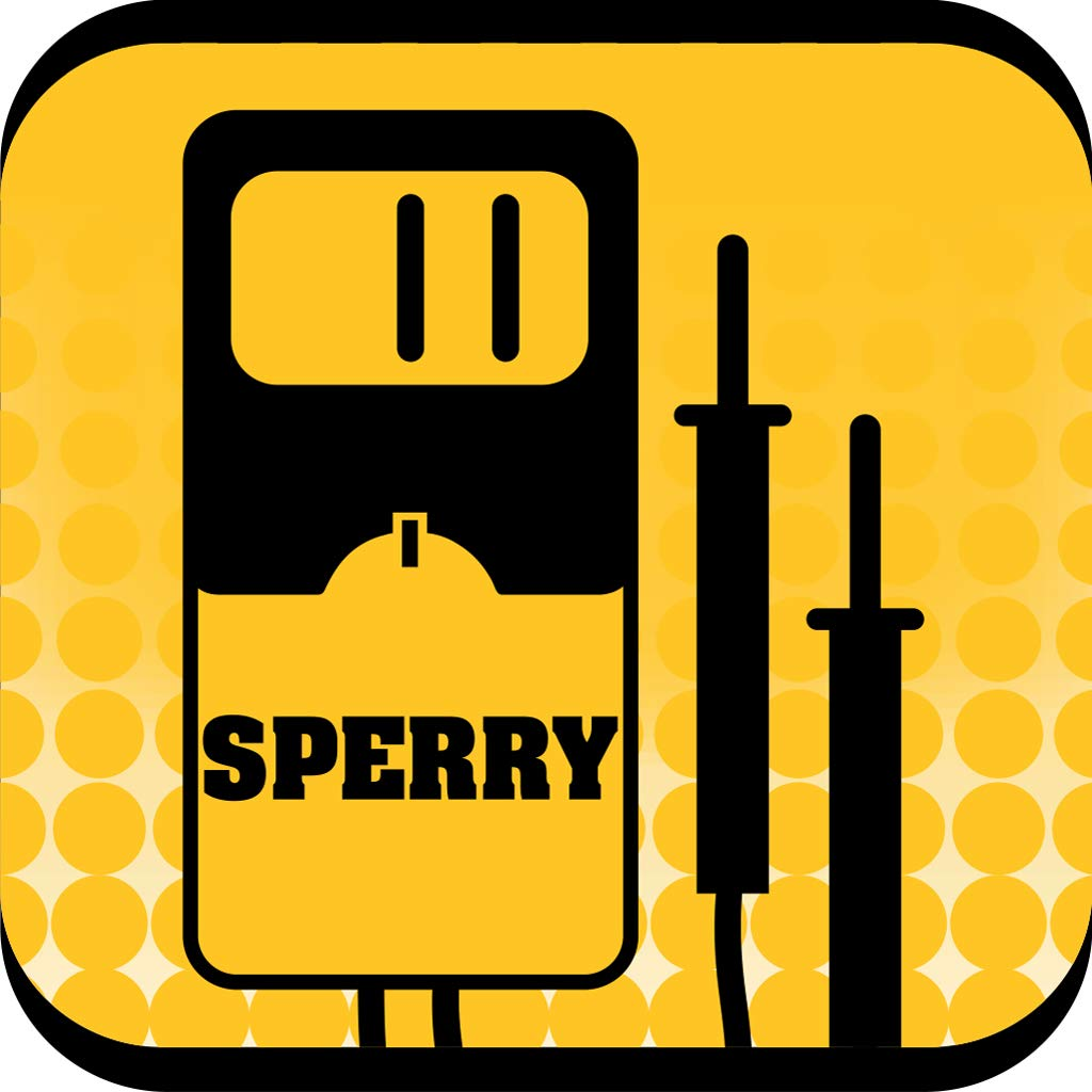 Sperry Instruments SDMM10000R MultiMeter Use Smart Digital Multi-Meter, Test - Read - Export - Send, Bluetooth Capable, Black/Yellow by Sperry Instruments (Image #3)