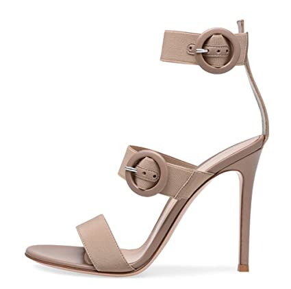 14959a3ac3f47 Amazon.com: LUCKY CLOVER-CC Oversized Sandals Court Shoes Women ...