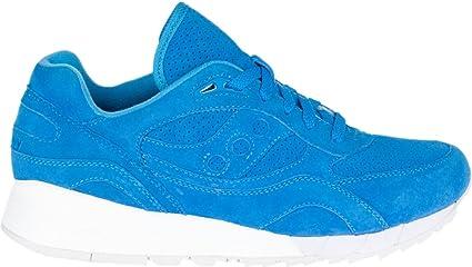 Saucony Shadow 6000 Mens Sneaker Blue
