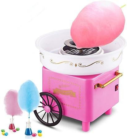 Turefans Máquina de algodón de azúcar, Mini, 500W, Estilo Retro ...