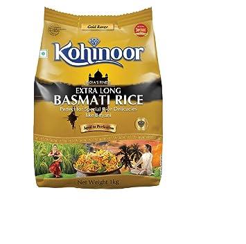 Kohinoor Extra Long Bamati Rice, 1kg