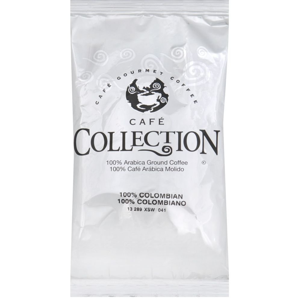 Kraft Cafà Collection Columbian Coffee Packets, 2.0 Ounces each, 128 Packets per Case