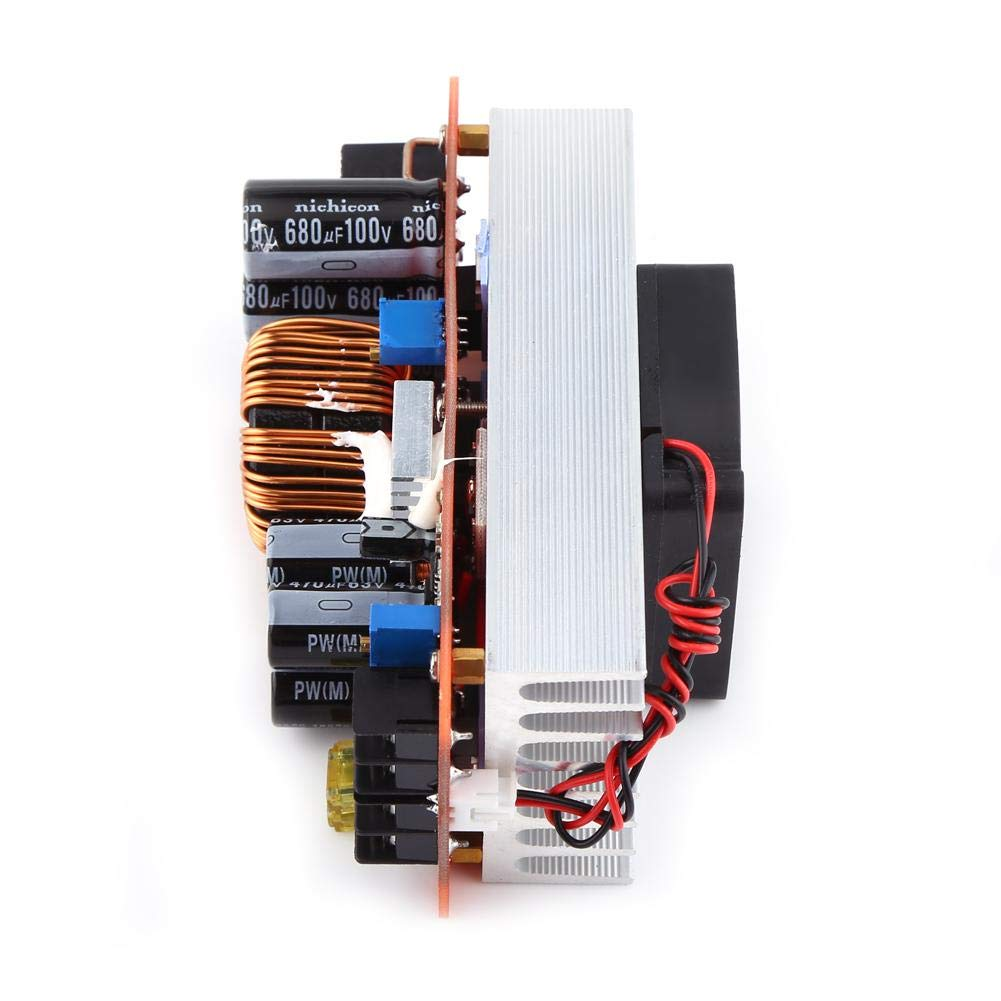 Tangxi 400W DC-DC Step-up Boost Converter Constant Current Power Supply Module Input DC8.5V to 50V Output DC10V to 60V