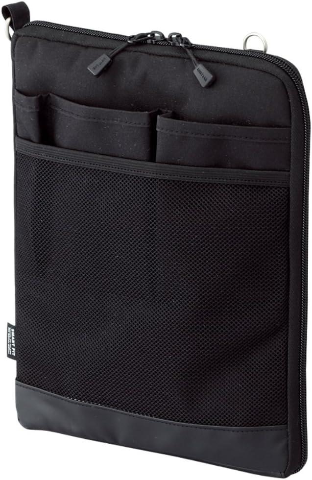 LIHITLAB Laptop Sleeve, Water & Stain Repellent, Vertical for Backpack, 7.9