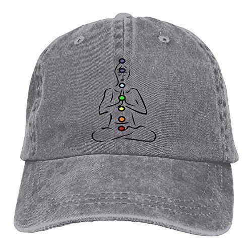Sport Skull DEFFWB Denim Cowgirl Hat Women Symbols Men Hats Cap Chakra Seven for Cowboy 6Zpwq