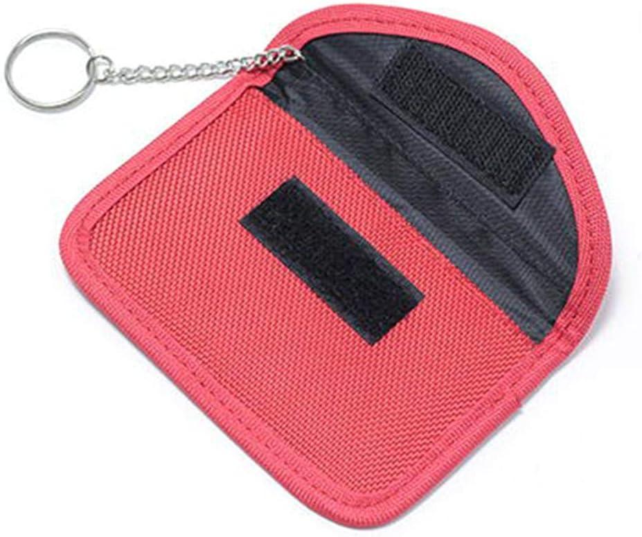 Anti-Strahlungs-Schl/üssel-Beutel-Signal-Blocker-St/örsender f/ür Handy-Privatleben-Schutz und Auto-Schl/üssel-Tasche Gereton RFID-Signal-Blockierungstasche