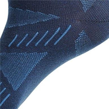 SKNSM Hombre de corte bajo con calcetines invisibles de agarre antideslizante Calcetines deportivos transpirables Zapatos de bota de Oxfords Mocasines ...