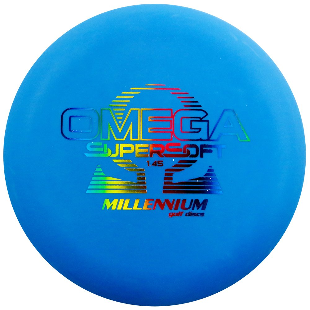 Millennium Supersoft Omega Putter Golf Disc [Colors May Vary] - 165-169g