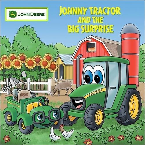 Farm Tractors Johnny Fun (Johnny Tractor And Big Surprise (John Deere))